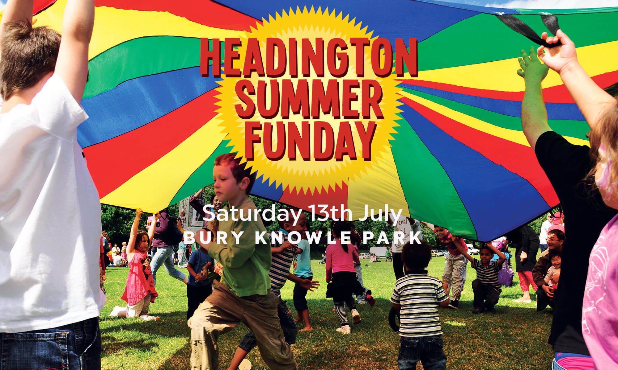 Headington Funday 2019, 13th July